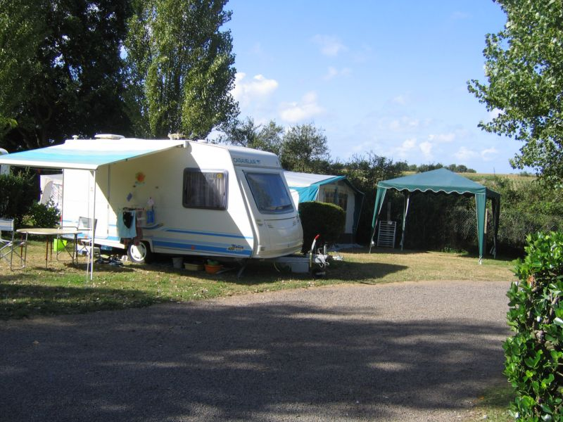 Camping Frankrijk Vendee : Emplacement pour camping-car