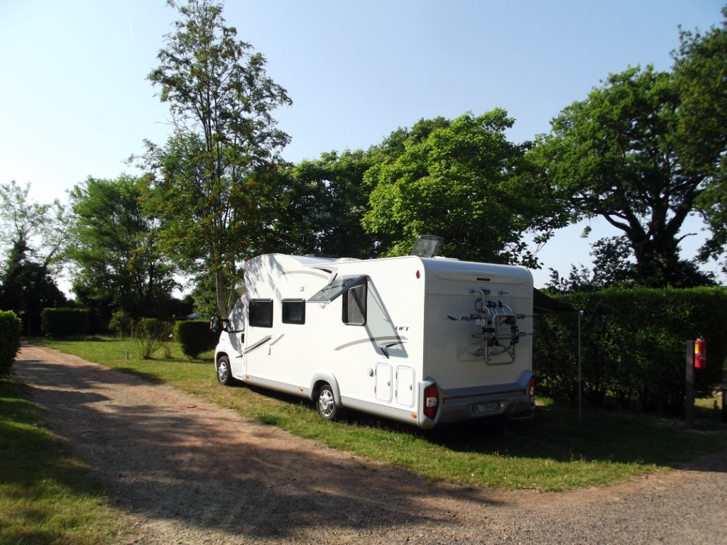 Camping Frankrijk Vendee : Location d'emplacement pour camping-car