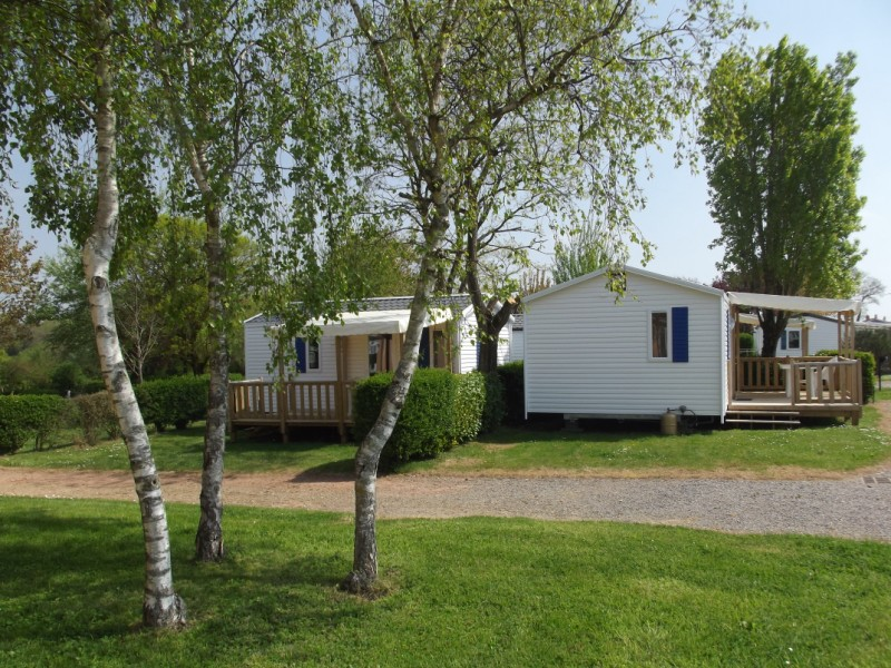 Camping Vendée : Location de mobil-homes de 2 à 3 chambres