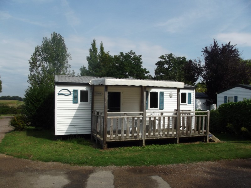Camping Vendée : Location mobil-home 4/6 personnes